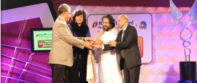 WHO award for excellence in primary healthcare 2011