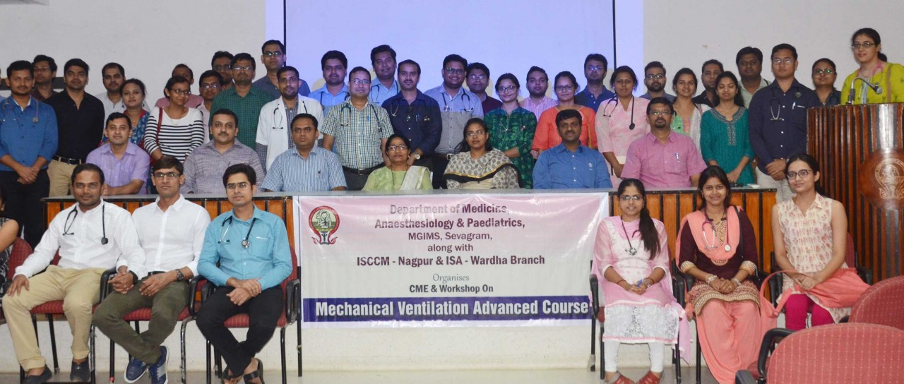 Mechanical Ventilation Workshop Conducted