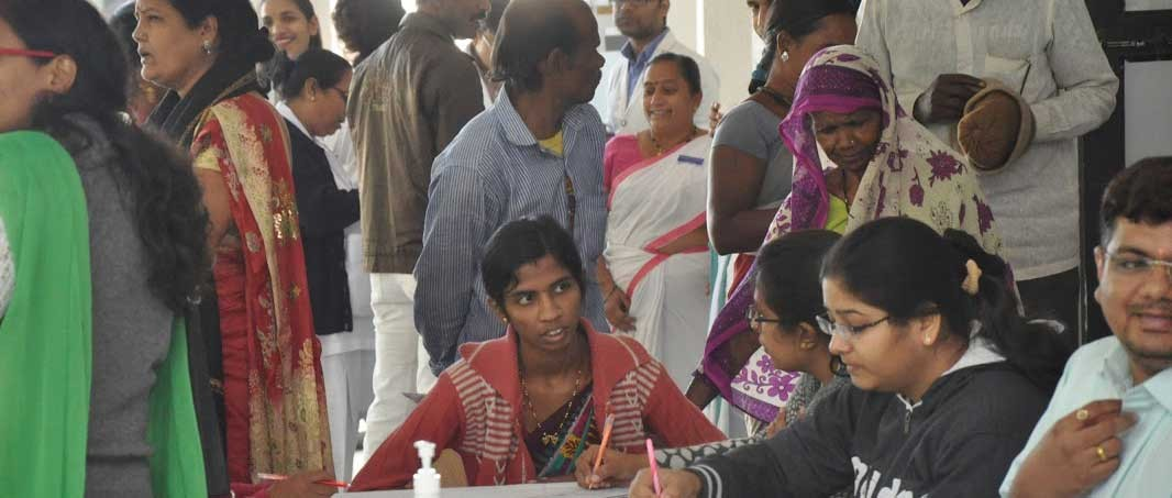 Health Camp for Indigents held