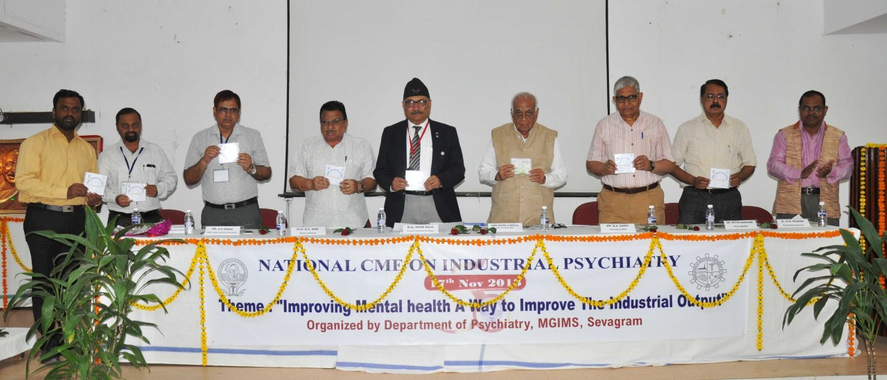CME on Industrial Psychiatry