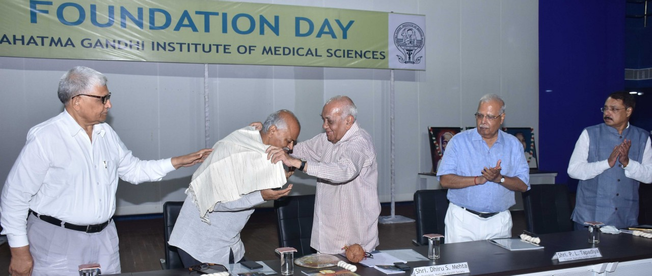 MGIMS celebrates 50 Glorious years of excellence in Medical Education and Healthcare