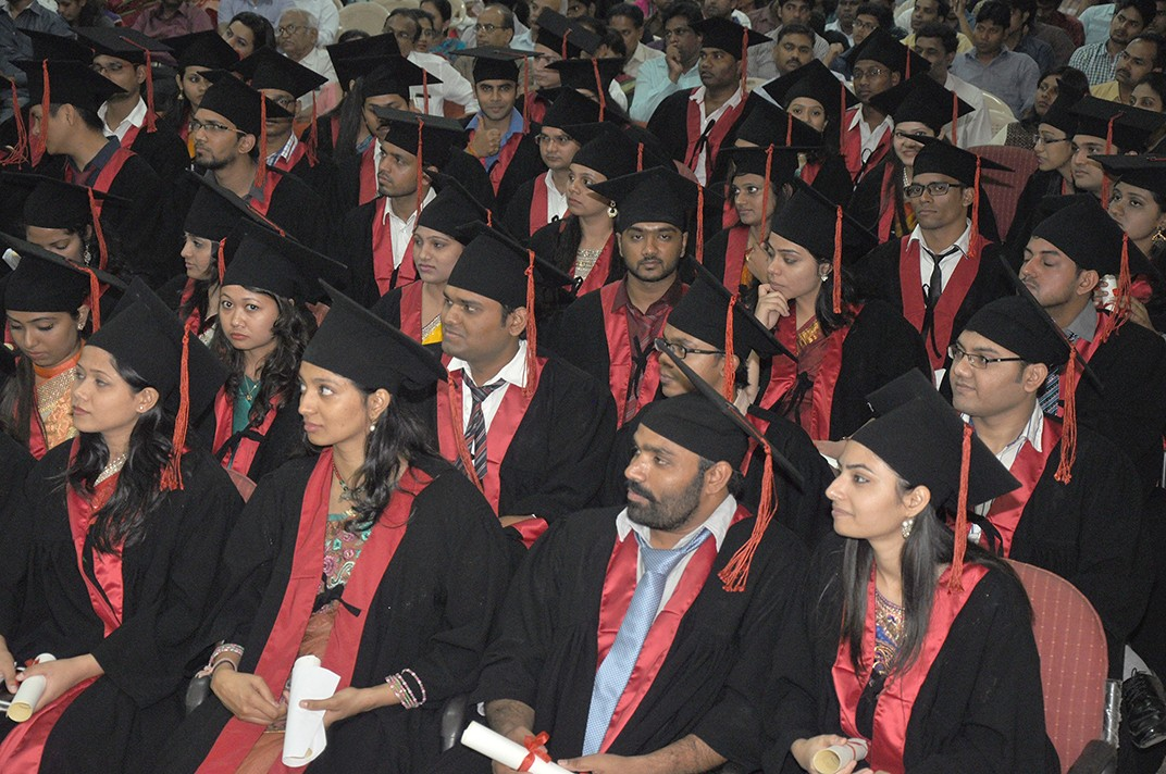 MGIMS celebrates its first Graduation Ceremony