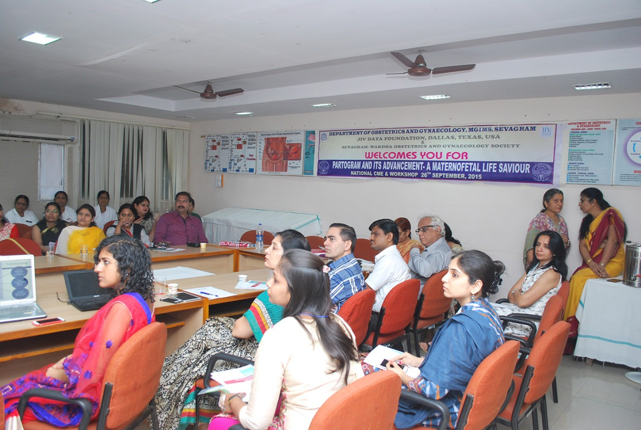 Teach, Train and Transfer: National CME on E-Partography