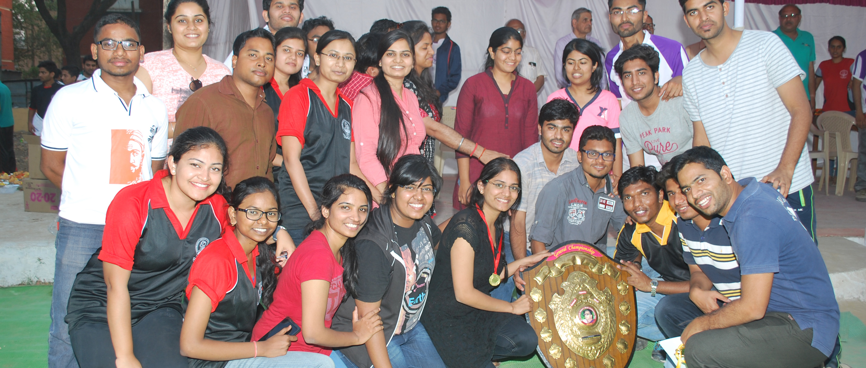 MGIMS celebrates the Annual Sports Meet