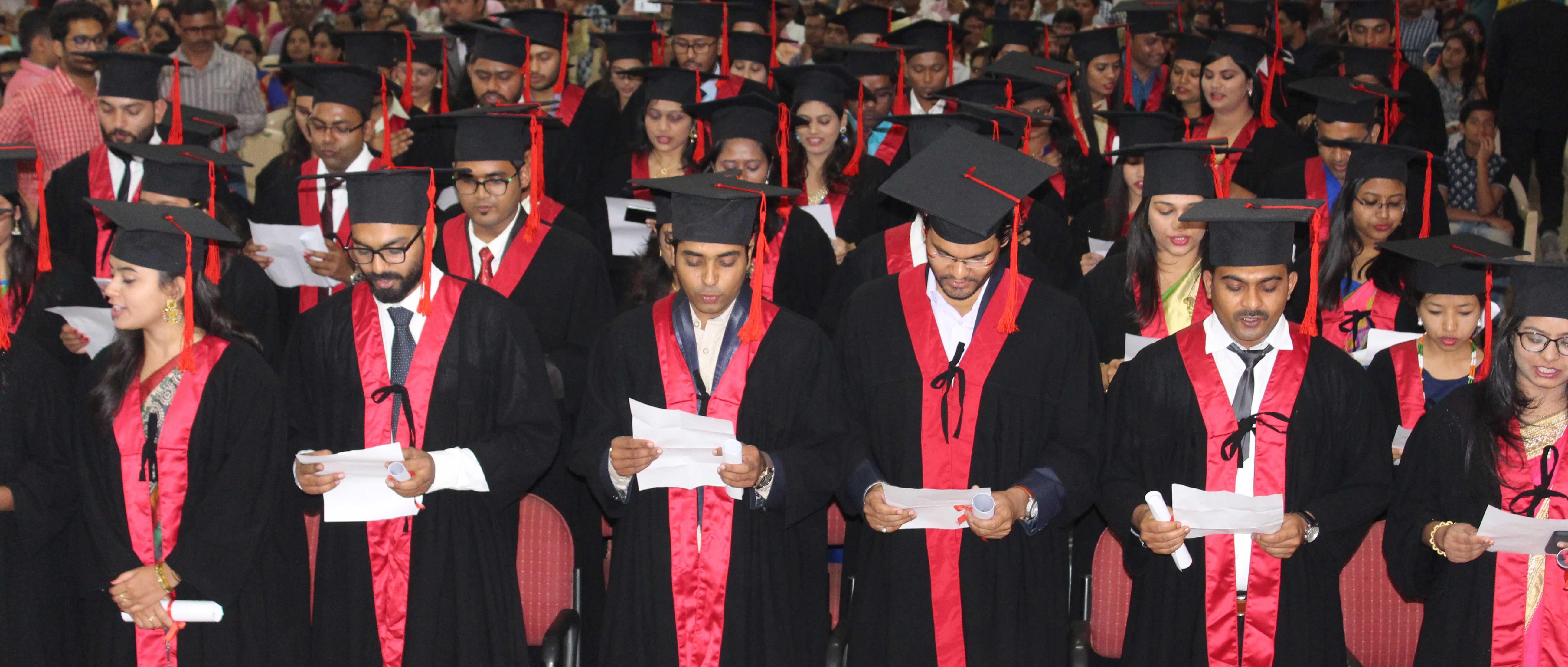 MGIMS celebrates Graduation Ceremony of the Class of 2011