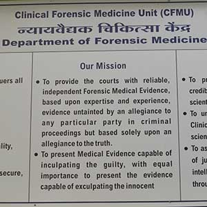 Clinical Forensic Medicine Unit